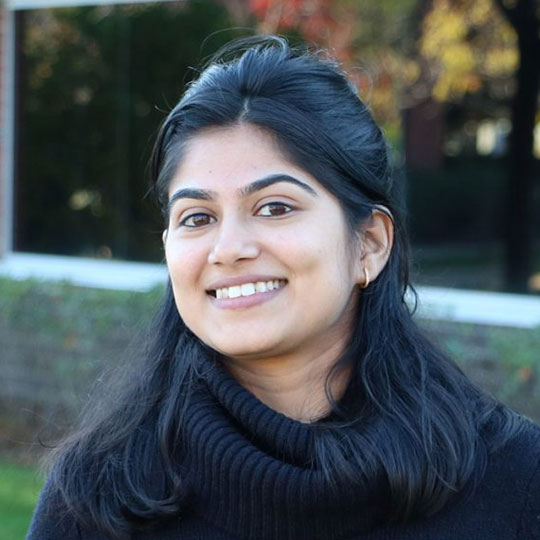 Headshot of Akshata Nayak