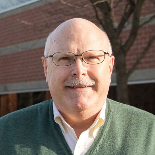 Headshot of Jim Seide