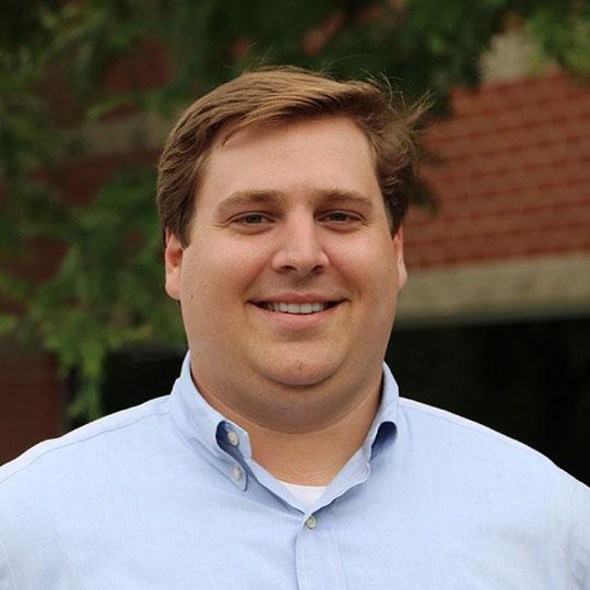 Headshot of Ryan Gall