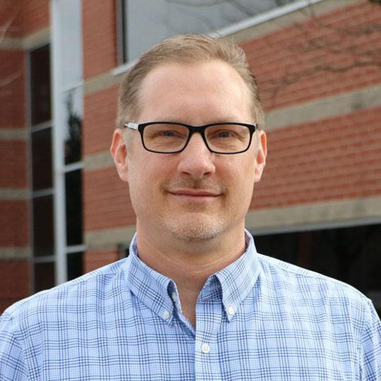 Headshot of Skip Heise