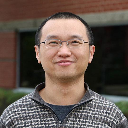 Headshot of Wenhua Peng